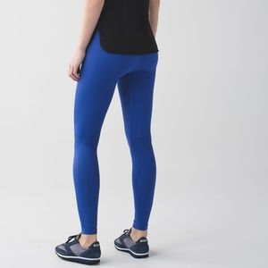 Lululemon | zone in compression tight size 2